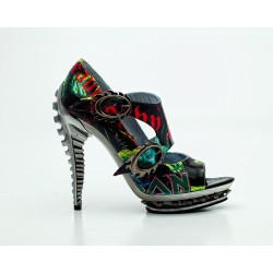 Skull Heavy Metal Shoes